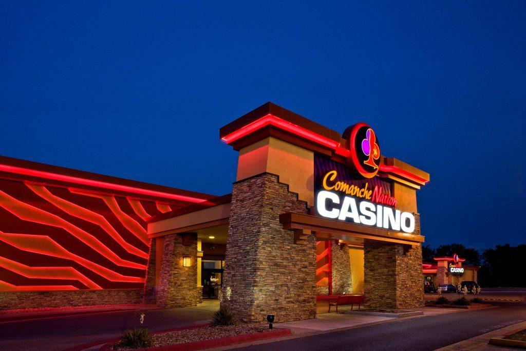 Comanche Nation Casino in Devol, Oklahoma