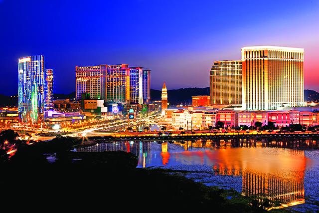 Macau becoming second-tier gaming market to Cotai