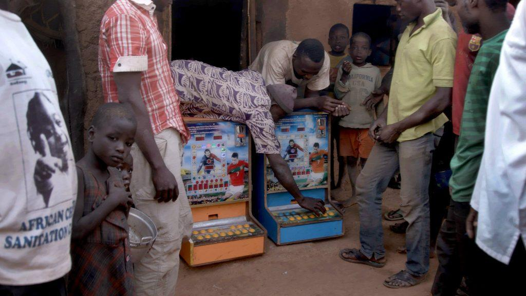 Ghana slot machines Chinese entrepreneurs