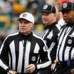 NFL Anticipating Legalized Gambling, Hires Full-Time Refs to Improve Officiating