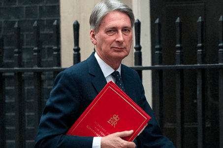 Philip Hammond betting terminals