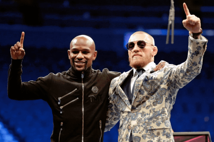 Mayweather-McGregor pay per view