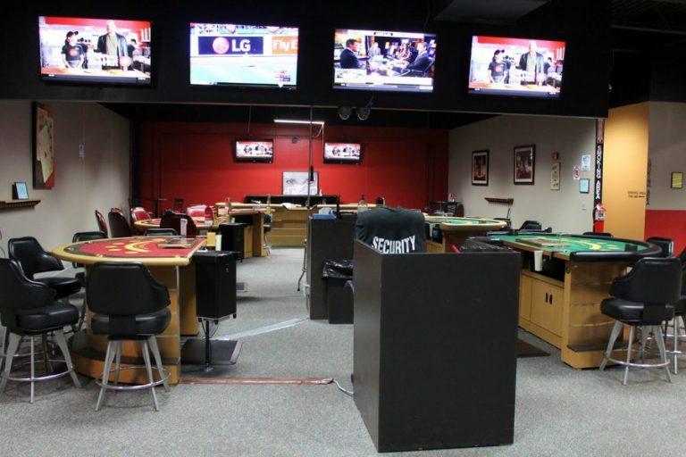 charitable casino Indiana FOE
