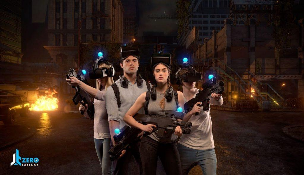 Zero Latency's Zombie Survival comes to MGM Grand