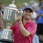 Justin Thomas Wins First Major at PGA Championship, Sportsbooks Win, Too
