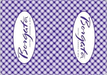 Purple Borgata Gemaco cards