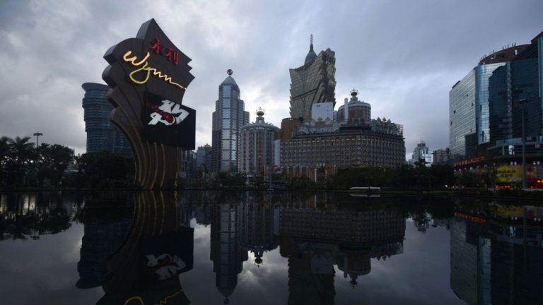 Macau VIP Typhoon Hato