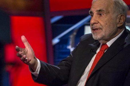 Carl Icahn, now former Trump advisor