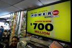 Powerball jackpot lottery revenue