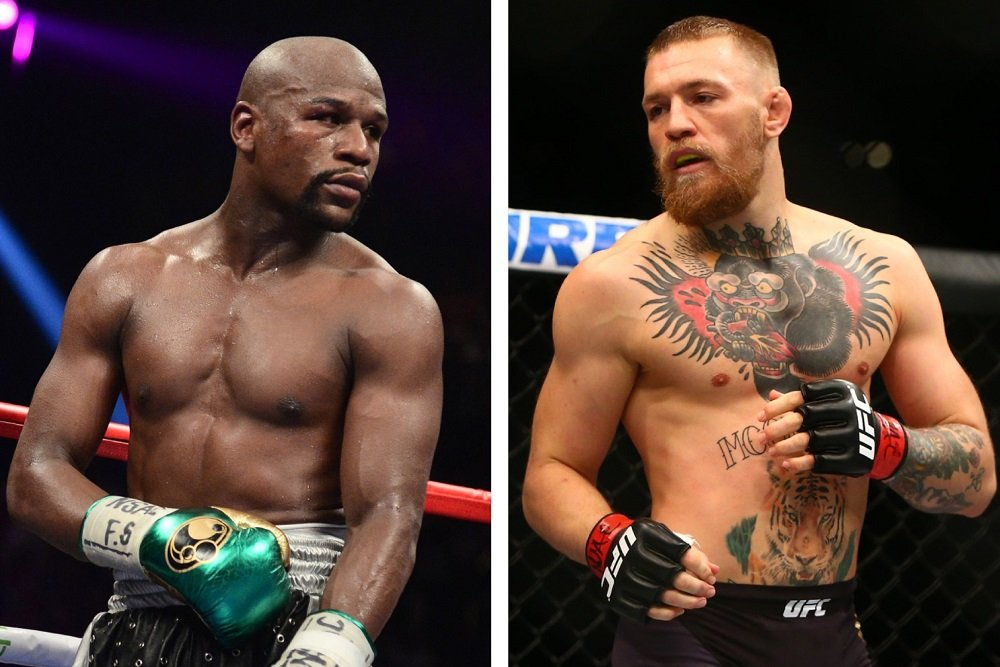 Conor Mcgregor Vs Floyd Mayweather Bet