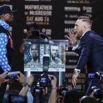 Floyd Mayweather Will Bet on His Conor McGregor Fight, and There's No Law Stopping Him