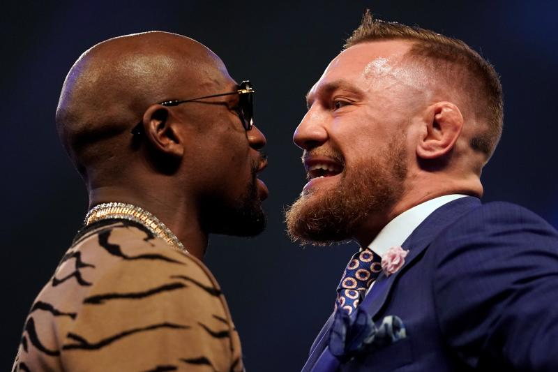 Paddy Power pays out early on Mayweather v McGregor