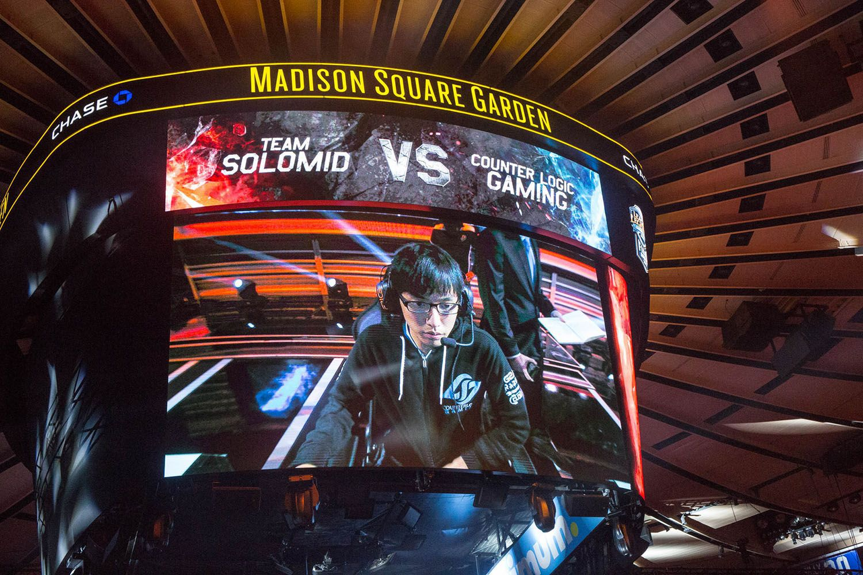 Madison Square Garden eSports