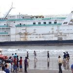 Beached Goa Casino Vessel Mat be Written Off