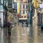 Massive Typhoon Hato Hits Macau, Kills Five, Temporarily Closes Casinos