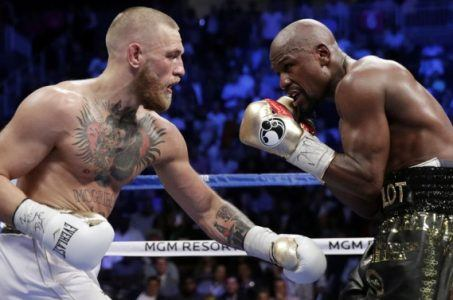 Mayweather-McGregor pay-per-view