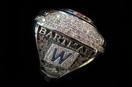 Steve Bartman's World Series ring