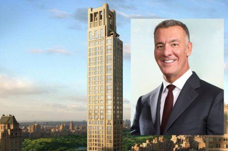 Frank Fertitta 520 Park Avenue penthouse