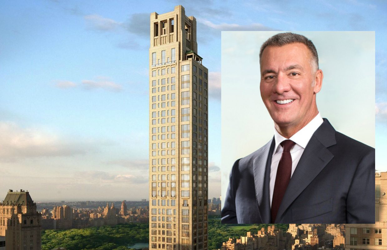 Frank Fertitta 520 Park Avenue penthouse