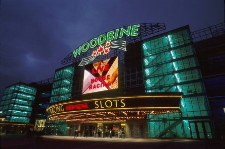 Woodbine Racetrack and future casino