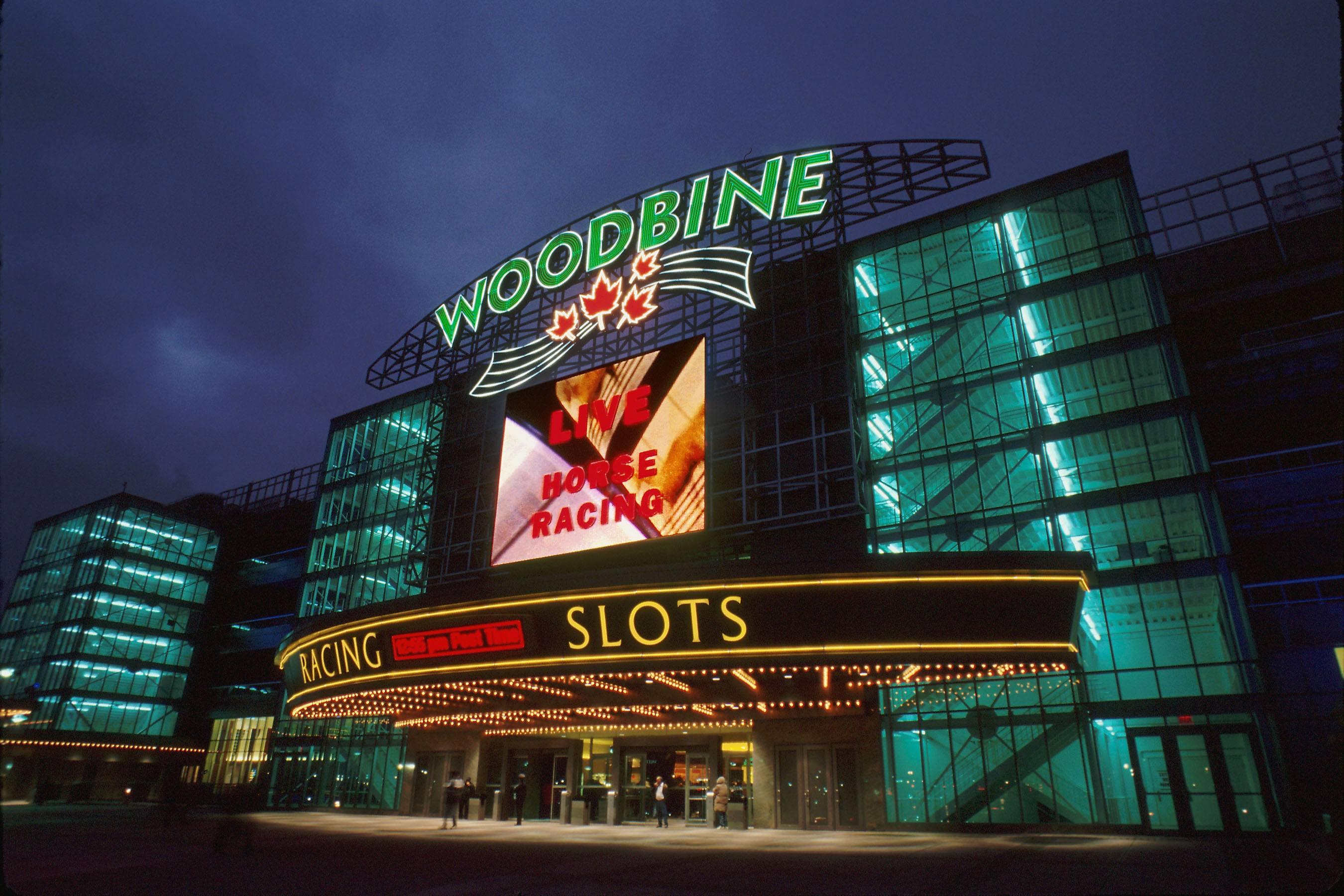 Woodbine Casino Poker