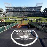 Raiders Negotiating Oakland Coliseum Lease Extension, as Las Vegas Stadium Suffers Setbacks