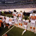 Like Many Players, NFL Ratings Take a Knee, as Trump Wages War Against Football League