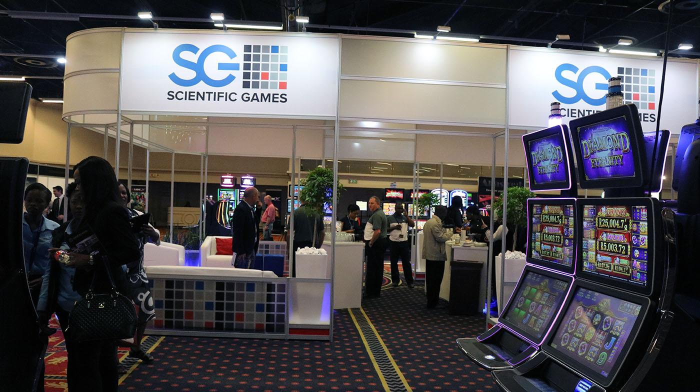 Scientific Games NYX Gaming acquisition