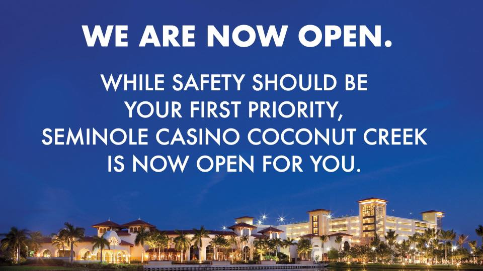 Florida casinos Hurricane Irma