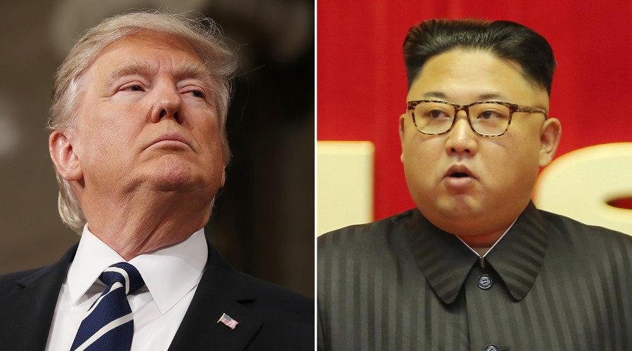 North Korea Kim Jong Un Donald Trump