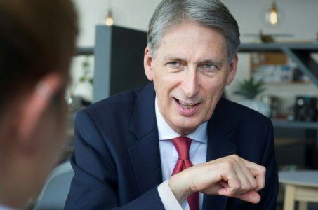 Philip Hammond to support FOBT review