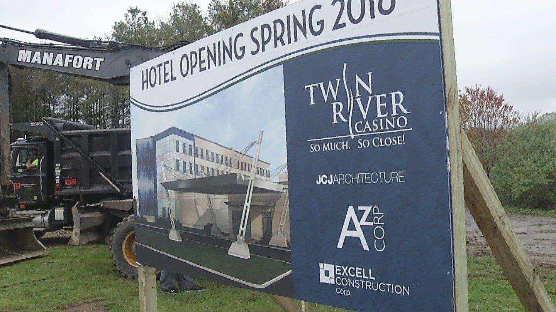 Rhode Island casino Twin River Tiverton