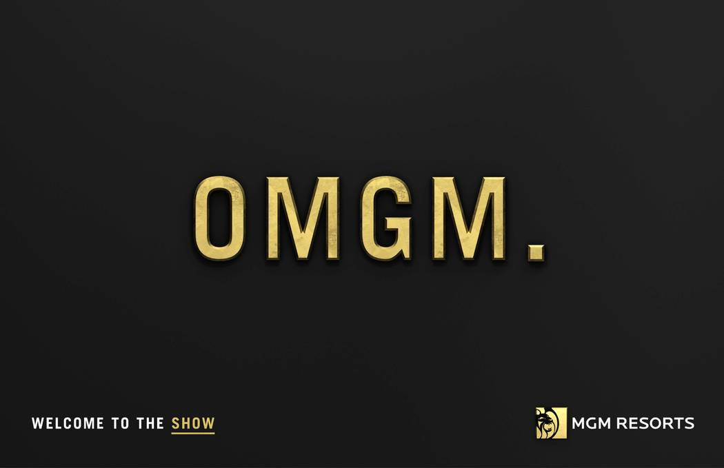 MGM Resorts brand campaign