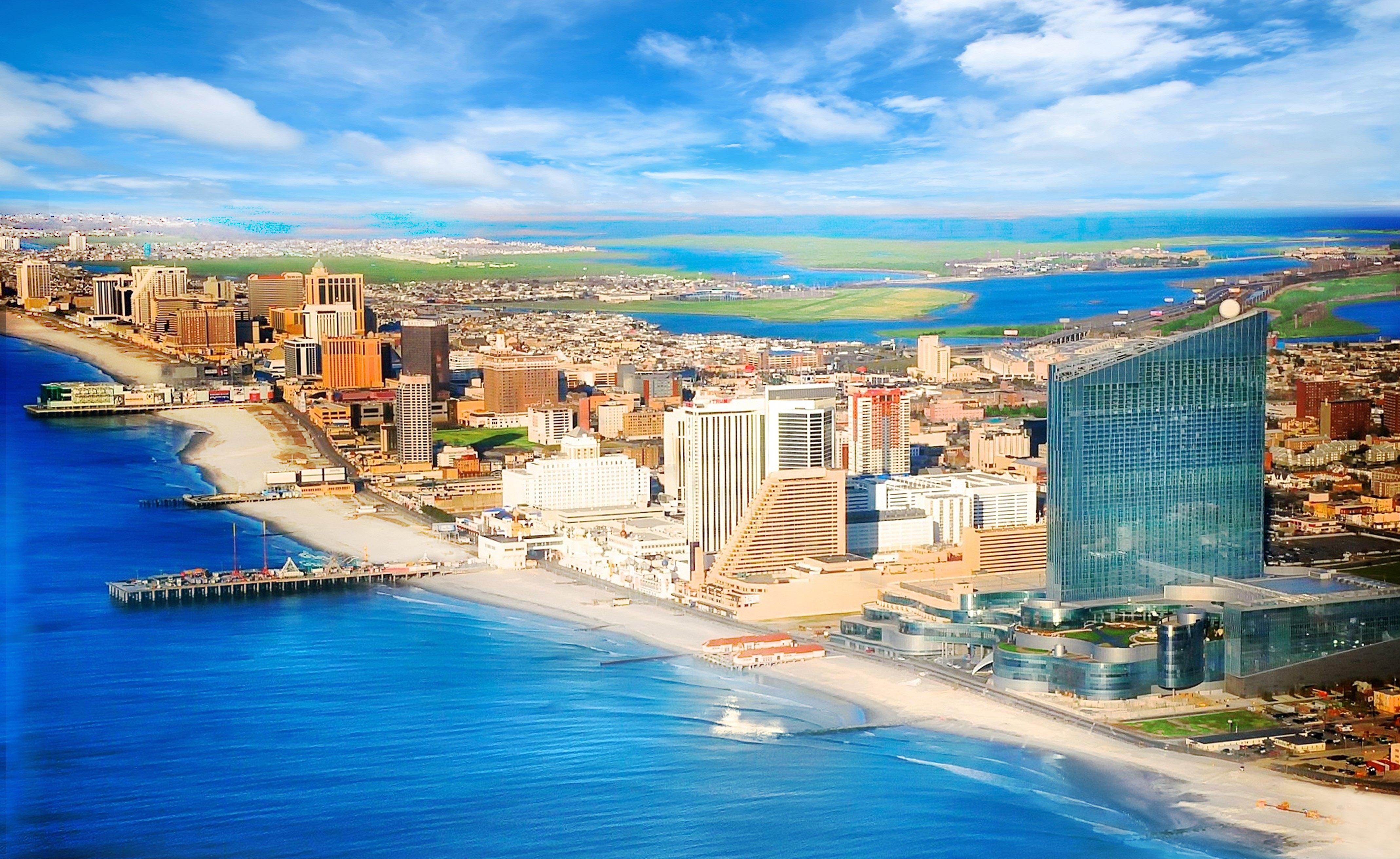 Atlantic City tourism statistics