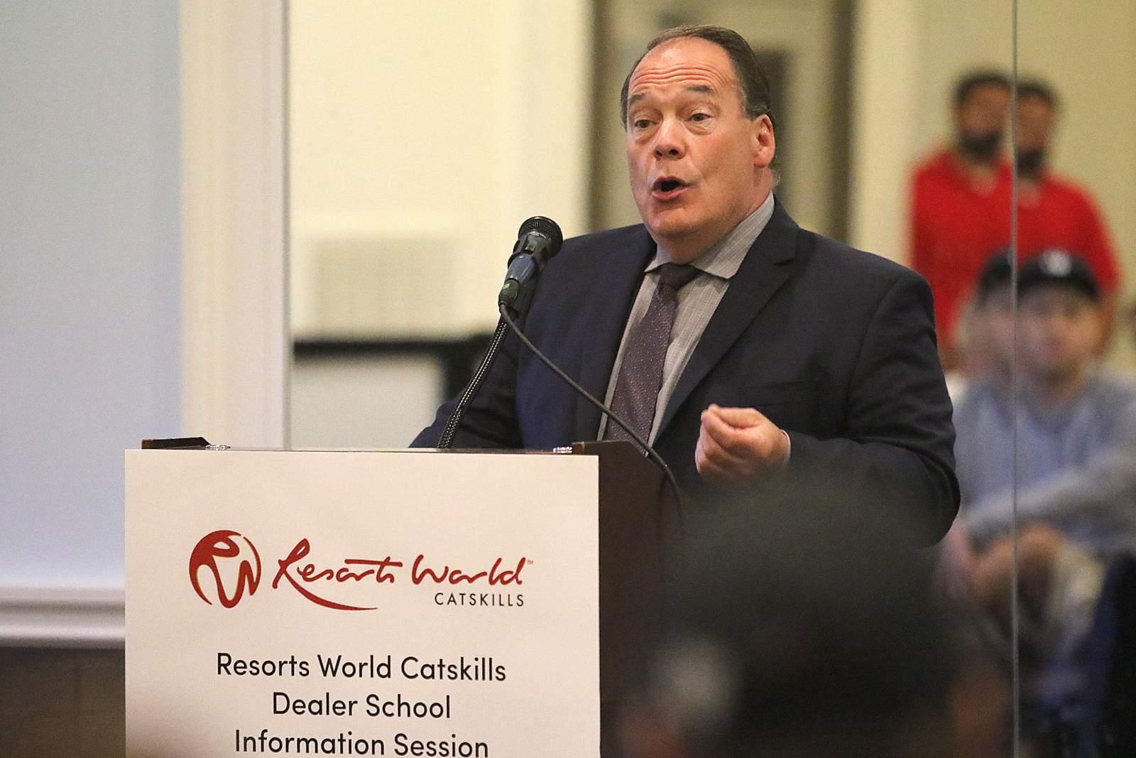 Resorts World Catskills New York