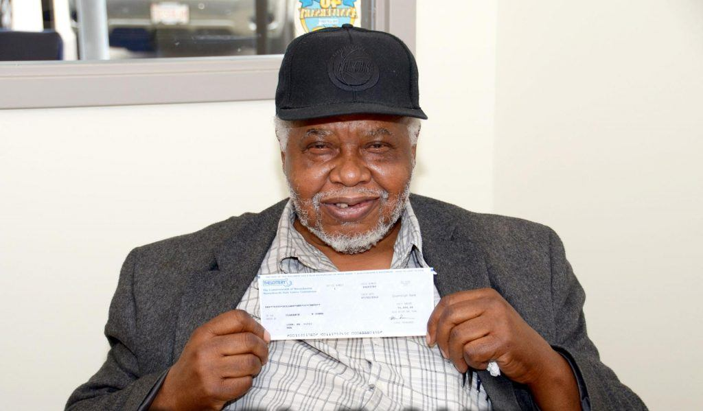 Clarance Jones, America's most prolific lottery winner
