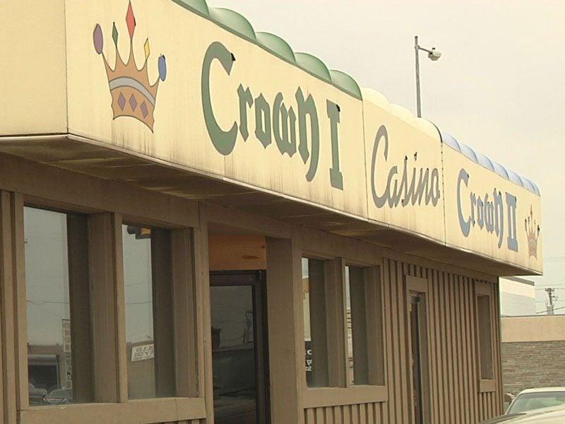 Crown Casino Sioux Falls South Dakota robbery