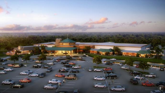 Indiana's casinos oppose state's first tribal casino, Four Winds South Bend
