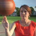 Maura Healey has game when dealing with DFS.