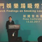 Macau Smoking Lounge Policies Issued, Casinos Must Comply by 2019