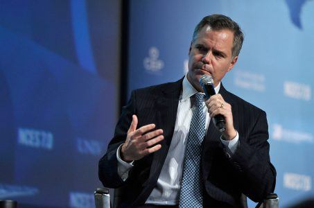 MGM Japan CEO Jim Murren