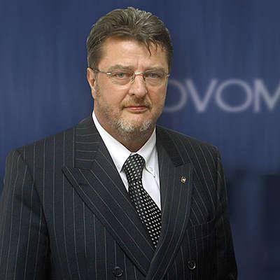 Johann Graf, owner of Novomatic