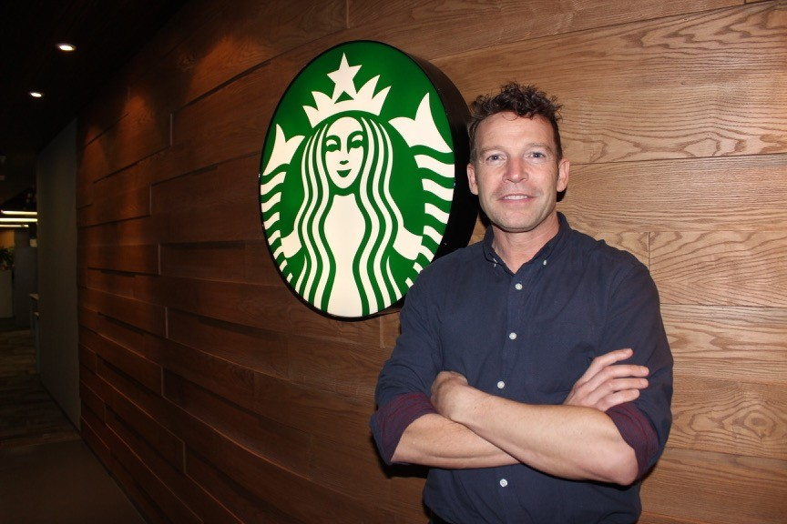 Kelly Smith Starbucks MGM Resorts