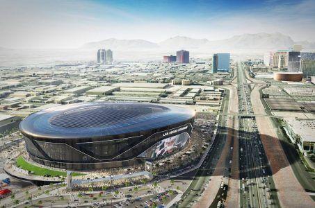 Future site of Las Vegas Stadium