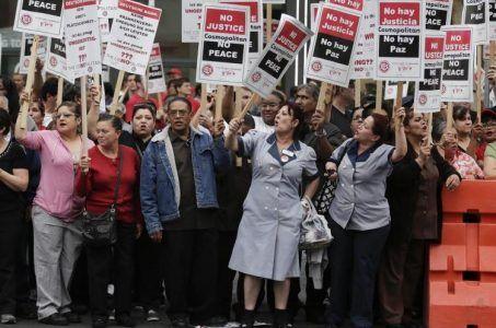 Las Vegas dreamers casino workers