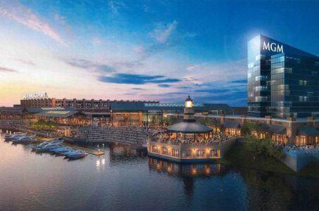 MGM Bridgeport, Connecticut proposal