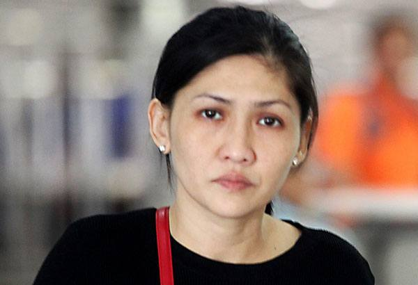 Maia Deguito to be charged over Bangladeshi bank heist