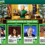 Paddy Power's Trump-Designated Oddsmaker Covers Contingencies You Never Imagined