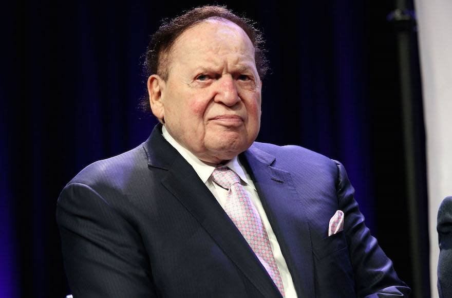 Sheldon Adelson lawsuit prostitution