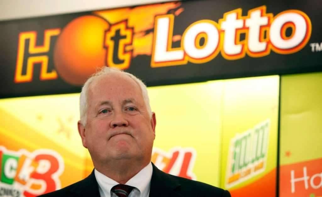 Terry Rich Iowa Lottery snafu